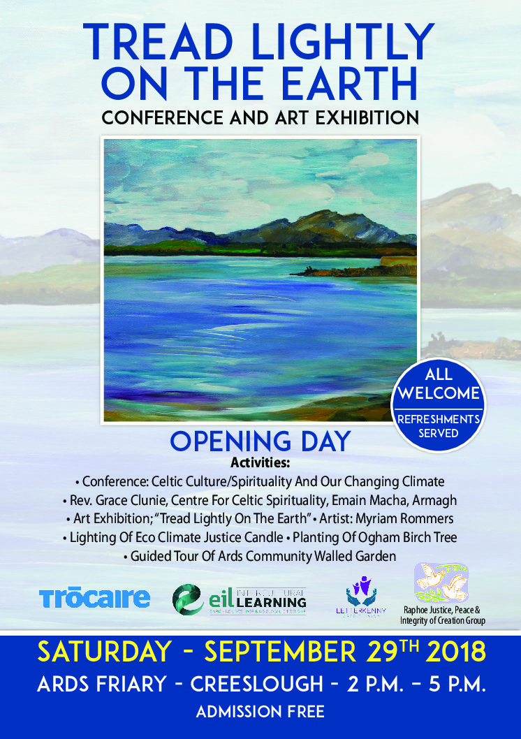 Tread Lightly on the Earth: Conference and Art Exhibition